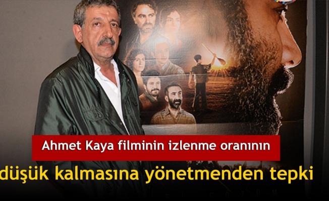 Ahmet Kaya filminin izlenme oranının düşük kalmasına yönetmenden tepki