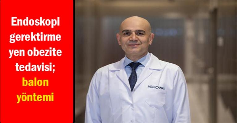 Endoskopi gerektirmeyen obezite tedavisi; balon yöntemi