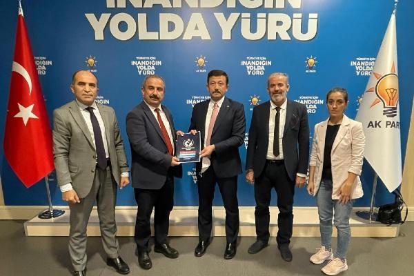 AK Parti'li Dağ'dan 'sosyal medya düzenlemesi' açıklaması