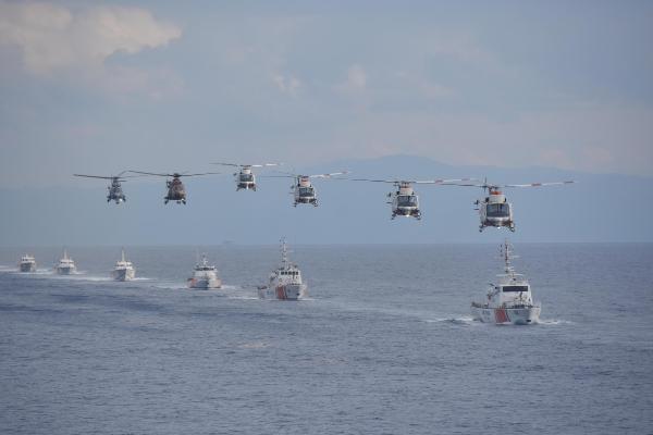 Anadolu Yıldızı tatbikatının deniz safhası başarıyla sona erdi (2)