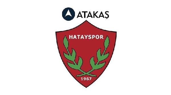 Atakaş Hatayspor'dan transfer yasağı açıklaması