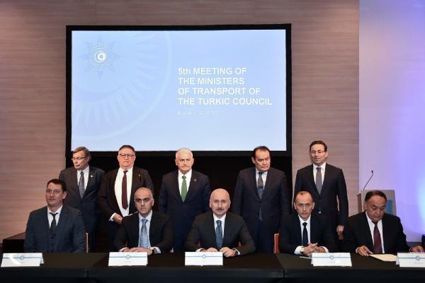 Bakan Karaismailoğlu, Türk Konseyi 5. Ulaştırma Bakanları Toplantısı'na katıldı