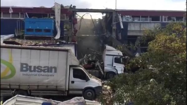 Bursa'da fabrikada yaşanan patlamayla ilgili işletme müdürü tutuklandı