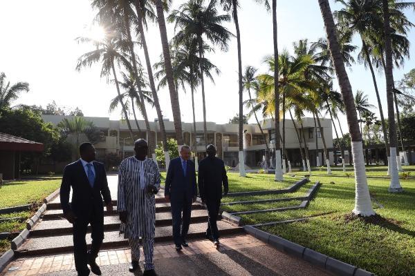 Cumhurbaşkanı Erdoğan, Togo, Liberya ve Burkina Faso Cumhurbaşkanları ile görüştü - EK FOTOĞRAFLAR