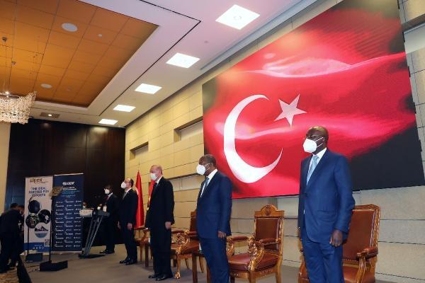 EK FOTOĞRAFLAR // Cumhurbaşkanı Erdoğan: İHA teknolojilerinde dünyanın en başarılı 3 ülkesi arasındayız