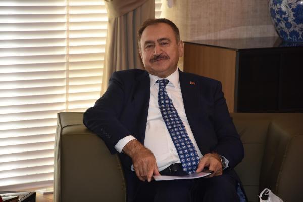 Eroğlu: Türkiye'nin küresel iklim değişikliğindeki cürmü çok az