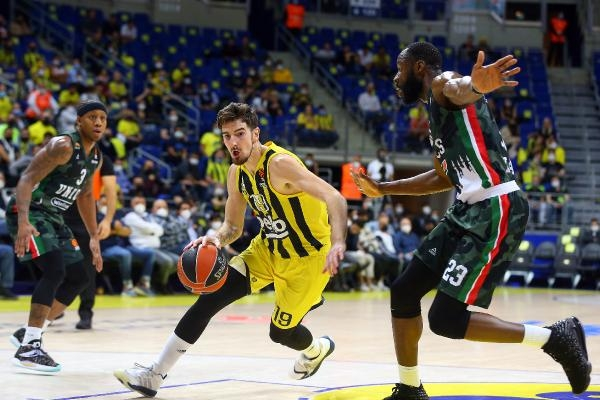 Fenerbahçe Beko - UNICS Kazan: 80-41