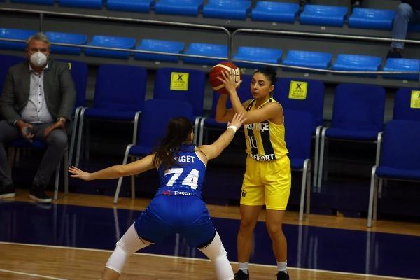 Fenerbahçe Safiport - Basket Landes: 65 - 70