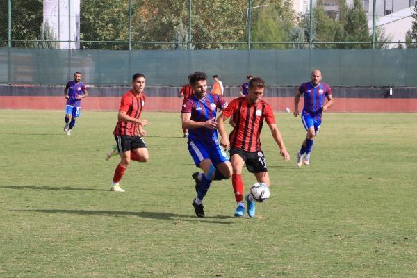 Karbel Karaköprüspor – Çankaya Futbol Kulübü: 0-0