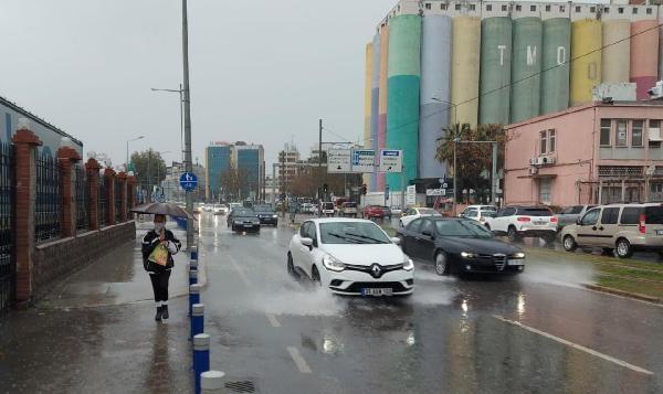 Meteorolojiden İzmir için 'yağış' uyarısı