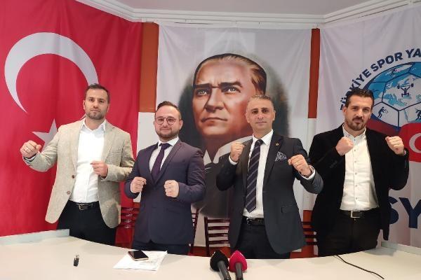Selçuk Aydın, Boks Federasyonu Başkanlığı'na adaylığını açıkladı
