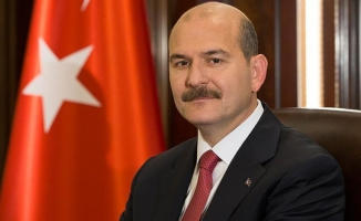 Bakan Soylu ve Kızılay Başkanı Kınık'tan Afrin Operasyonu açıklamaları
