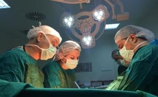 Bursa'da organ nakli için saniyelerle yarışıldı