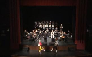 Büyükşehir Orkestra Şube Müdürlüğü'nden Bursa'da THM Konseri