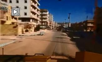 TSK Afrin merkezden son dakika görüntüleri