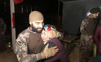 Bursa'dan Afrin'e giden PÖH ekipleri yurda döndü