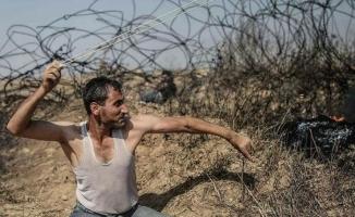 Filistin direnişinin sembolü  Fadi Abu Salah şehit oldu