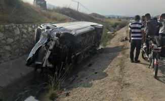Adana'da korkunç kaza: 16 yaralı