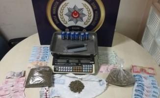 Bursa ilçelerinde uyuşturucu operasyonu