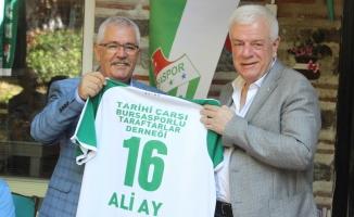 Bursaspor Başkanı'ndan transfer müjdesi
