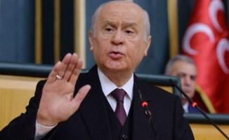 Bahçeli'den 'Cumhur ittifakı' açıklaması