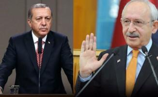 Cumhurbaşkanı Erdoğan'dan Kılıçdaroğlu'na suç duyurusu