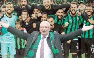 İsmail Ertekin 'Hedefe koşuyor'