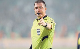 Bursaspor – Fenerbahçe maçında Göçek görev alıyor!