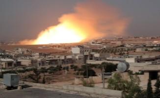 """""""İsrail'in saldırısında 4 Suriye askeri öldü"""""""