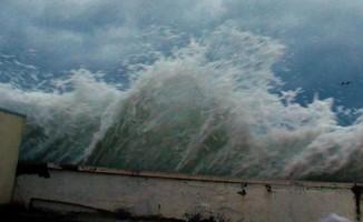Marmara'ya fırtına uyarısı! Saate 100 kilometre....