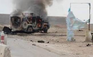 Suriye'de devriye atan ABD askerlerine saldırı! Ölü ve yaralılar var