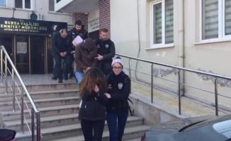 Uyuşturucu tacirlerine operasyon: 11 gözaltı