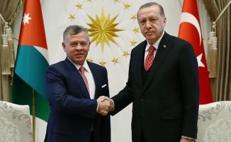 Cumhurbaşkanı Erdoğan, Ürdün Kralı ile kahvaltıda bir araya geliyor