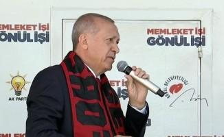 Başkan Erdoğan'dan Eskişehir'de kritik açıklamalar