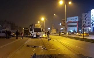 Bursa'da otobüs şoförü dehşet saçtı!