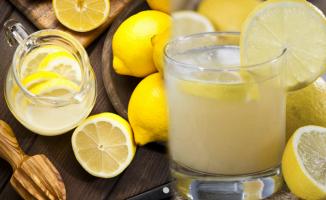 5 gün boyunca limonlu su içmenin yararları nelerdir? işte cevabı