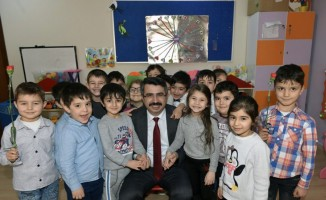Bursa'da çocuklar 'bayram' edecek