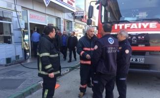 Bursa'da lokantada yangın paniği