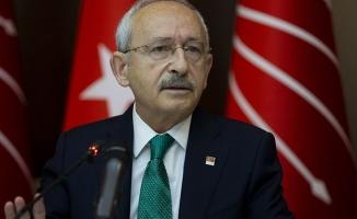CHP lideri Kılıçdaroğlu'na saldırı!