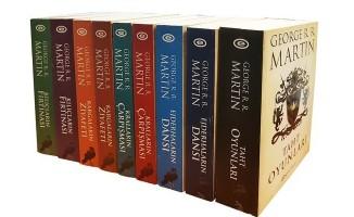Game of Thrones kitaplarına ilgi arttı