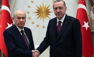 Başkan Erdoğan, Bahçeli ile görüşecek