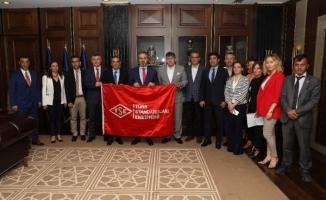Bursa, 'TS EN ISO 14001 Çevre Yönetim Sistemi' belgesini aldı