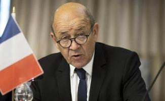 Fransa Dışişleri Bakanı Jean Yves Le Drian Türkiye'ye geliyor