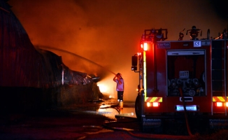 Tarsus'taki fabrika yangınında gerçek ortaya çıktı