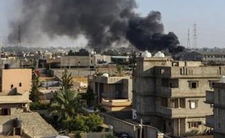 Libya'da Hafter güçleri hastaneyi vurdu: 3 ölü