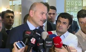 Bakan Soylu'dan 3 belediye başkanının görevden alınmasına ilişkin açıklama