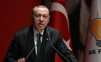 Başkan Erdoğan'dan Celal Bayar mesajı