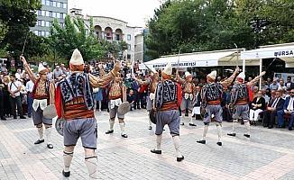 Bursa'da Ahilik Haftası kutlamaları