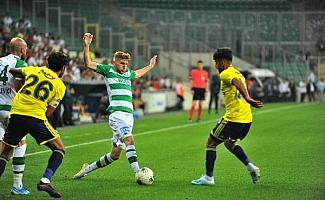 Bursaspor'da Burak Kapacak, en az 3 hafta oynayamayacak