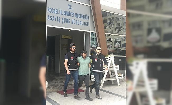 Kocaeli'de telefon dolandırıcıları suçüstü yakalandı